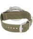Freestyle Men's Ballistic 10019173 Green Nylon Quartz Watch - Back Image Swatch
