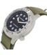 Freestyle Men's Ballistic 10019173 Green Nylon Quartz Watch - Side Image Swatch