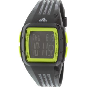 Adidas Men's Duramo ADP3171 Black Polyurethane Quartz Watch
