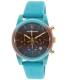 Emporio Armani Men's Luigi AR1062 Blue Silicone Quartz Watch - Main Image Swatch
