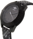 Adidas Men's ADH3043 Grey Leather Quartz Watch - Side Image Swatch