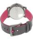 Dkny Women's NY2390 Grey Leather Quartz Watch - Back Image Swatch