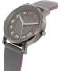 Dkny Women's NY2390 Grey Leather Quartz Watch - Side Image Swatch
