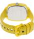 Nixon Women's Shutter A167640 Yellow Leather Quartz Watch - Back Image Swatch