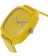 Nixon Women's Shutter A167640 Yellow Leather Quartz Watch - Side Image Swatch