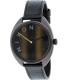 Nixon Women's Wit A3181073 Black Leather Quartz Watch - Main Image Swatch