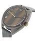 Nixon Women's Wit A3181073 Black Leather Quartz Watch - Side Image Swatch