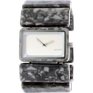Nixon Women's Vega A7261039 Grey Plastic Quartz Watch