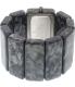 Nixon Women's Vega A7261039 Grey Plastic Quartz Watch - Back Image Swatch