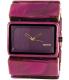 Nixon Women's Vega A726643 Purple Plastic Quartz Watch - Main Image Swatch