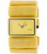 Nixon Women's Vega A726640 Yellow Plastic Quartz Watch - Main Image Swatch