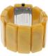 Nixon Women's Vega A726640 Yellow Plastic Quartz Watch - Back Image Swatch