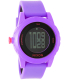 Nixon Women's Genie A326230 Purple Silicone Quartz Watch - Main Image Swatch