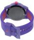 Nixon Women's Genie A326230 Purple Silicone Quartz Watch - Back Image Swatch