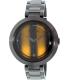Nixon Women's Optique A2641073 Black Stainless-Steel Quartz Watch - Main Image Swatch