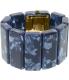 Nixon Women's Vega A7261047 Blue Plastic Quartz Watch - Back Image Swatch