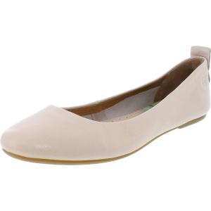 Born Women's Kady Ankle-High Leather Flat Shoe