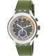 Swatch Men's Irony YYS4009 Green Silicone Swiss Quartz Watch - Main Image Swatch