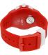 Swatch Women's Originals SUSR403 Red Silicone Swiss Quartz Watch - Back Image Swatch