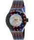 Swatch Women's Originals SUUN100 Multicolor Rubber Quartz Watch - Main Image Swatch