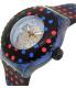 Swatch Women's Originals SUUN100 Multicolor Rubber Quartz Watch - Side Image Swatch