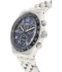 Swatch Men's Irony YVS423G Silver Stainless-Steel Swiss Quartz Watch - Side Image Swatch