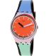 Swatch Women's Originals GB286 Red Silicone Swiss Quartz Watch - Main Image Swatch