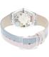 Swatch Women's Skin SFK398 Multi Leather Swiss Quartz Watch - Back Image Swatch