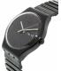 Swatch Men's Originals SUOB708B Black Stainless-Steel Swiss Quartz Watch - Side Image Swatch