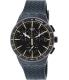 Swatch Men's Originals SUSN407 Blue Silicone Swiss Quartz Watch - Main Image Swatch