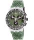 Swatch Men's Originals SUSM402 Green Rubber Quartz Watch - Main Image Swatch