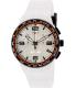 Swatch Men's Originals SUSW405 White Silicone Swiss Quartz Watch - Main Image Swatch