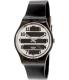 Swatch Women's Originals GM164 Black Rubber Swiss Quartz Watch - Main Image Swatch
