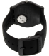 Swatch Women's Originals SUOB718 Black Silicone Swiss Quartz Watch - Back Image Swatch