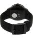 Swatch Women's Originals SUUB403 Black Silicone Swiss Quartz Watch - Back Image Swatch