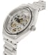 Swatch Men's Irony YAS112G Silver Stainless-Steel Automatic Watch - Side Image Swatch