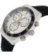 Swatch Men's Irony YVS420 Black Rubber Quartz Watch - Side Image Swatch