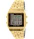 Casio Men's A500WGA-1 Gold Metal Quartz Watch - Main Image Swatch