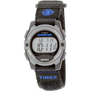Timex Men's Expedition TW4B02400 Black Cloth Quartz Watch