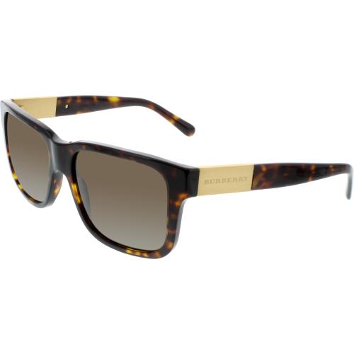 513773eb499b ... EAN 8053672224412 product image for Burberry Men s BE4170-300273-57  Tortoiseshell Square Sunglasses ...