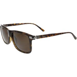 Polo Men's  PH4084-500373-56 Tortoiseshell Square Sunglasses