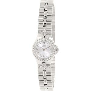 Invicta Women's Wildflower 0132 Silver Stainless-Steel Swiss Quartz Watch