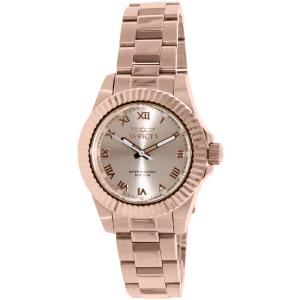 Invicta Women's Pro Diver 16763 Rose Gold Stainless-Steel Swiss Quartz Watch
