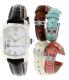 Invicta Women's Baby Lupah 5168 Black Leather Swiss Quartz Watch - Main Image Swatch