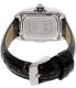 Invicta Women's Baby Lupah 5168 Black Leather Swiss Quartz Watch - Back Image Swatch