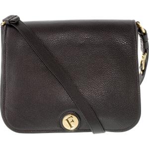 Furla Women's Melody  Bag Leather Shoulder Satchel