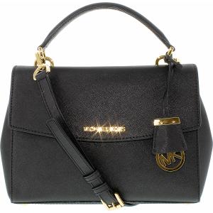 Michael Kors Women's Small Ava Saffiano Leather Leather Top-Handle Satchel