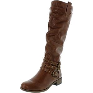 Xoxo Women's Markel Knee-High Synthetic Boot
