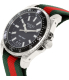 Gucci Men's Dive YA136206 Silver Nylon Swiss Quartz Watch - Side Image Swatch