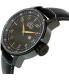Invicta Men's Rally 19619 Black Leather Quartz Watch - Side Image Swatch